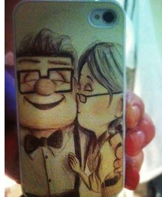 Up iPhone case. I want this one!!