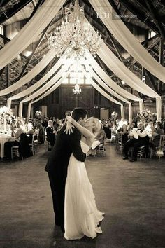 Another barn wedding