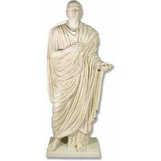 Roman Lucius Cornelius Balbus Statue - F9001LUCIUSCORNELIUS