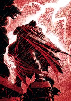DARK KNIGHT III: THE MASTER RACE #9 - Comic Art Community GALLERY OF COMIC ART