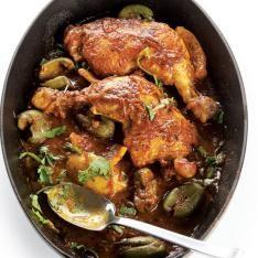 Mole Verde Zacatecano (Zacatecas-Style Green Mole With Chicken) | SAVEUR