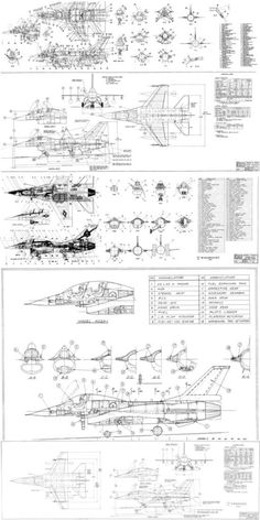 441 best rc images on pinterest airplanes plane and air ride F-22 Raptor Art general dynamics f 16 v 1600 drawings plans blueprints