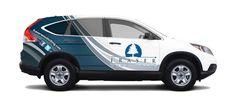 22 Best innovative Car & Vehicle Wrap Design inspiration