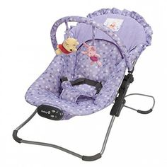 Disney Winnie the Pooh Snug Fit Bouncer Seat Purple >>> Click image to review more details.Note:It is affiliate link to Amazon.
