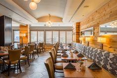 The Pearl Restaurant & Bar by H3D Hospitality Design, Houston – Texas » Retail Design Blog