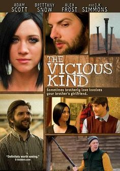 The Vicious Kind- dark movie. Adam Scott is amazing in this. Some of his best work.