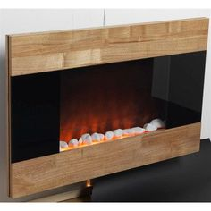 wall mount electric fireplace home decorating pinterest wall