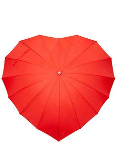 When it rains, it pours | Wear your heart over your head with this oversized umbrella perfect for two. Impliva Heart Umbrella, $50, Obaz.   | Redbook https://www.obaz.com/game/featured/60430/0/share/affiliate?gclid=CIeZ7KCG7rUCFalxOgod8y8AJg