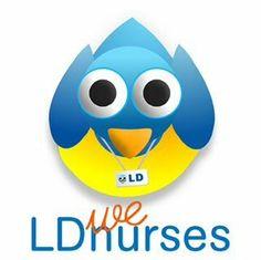 The bright LD Nurse Chirp #WeLDNs