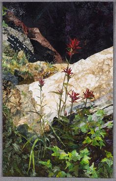 Melody Randol - Other Art Quilts - beautiful work by a Colorado artist