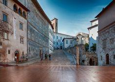 Niedoceniane zakątki Starego Kontynentu - Spoleto, Włochy