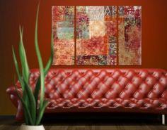 Leinwandbild Schriftmuster Triptychon II 100x150x2 Jetzt bestellen unter: https://moebel.ladendirekt.de/dekoration/bilder-und-rahmen/bilder/?uid=ac48f45e-e906-58ea-8240-d6132bb0d9bb&utm_source=pinterest&utm_medium=pin&utm_campaign=boards #heim #bilder #rahmen #dekoration