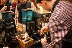 Barista @ Coffeefest Slovakia 2013 #kavomilci #coffeelovers #coffee