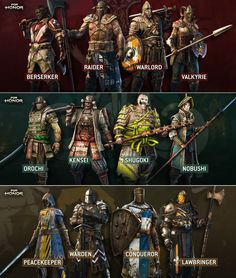 For Honor start the hype train