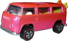 Rear-loading Beach Bomb, the most expensive and rare Hot Wheels of all time.