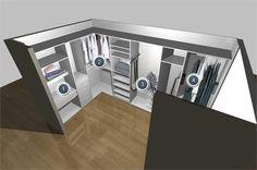 Corner Wardrobe Design ( For 2015 ) Corner Closet, Corner Wardrobe, Walk In Wardrobe, Wardrobe Design, Corner Storage, Closet Storage, Storage Spaces, Closet Organization, Fitted Sliding Wardrobes