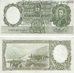 50 pesos moneda nacional All Currency, World Coins, Coin Collecting, Nostalgia, Money, Retro, Antiques, Mclaren Mp4, Stamps