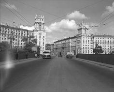 Большая Калужская улица дом № 37а и № 30