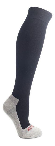 MDSOX Graduated Compression Socks, Black, Medium ** Click image for more details. (Amazon affiliate link)