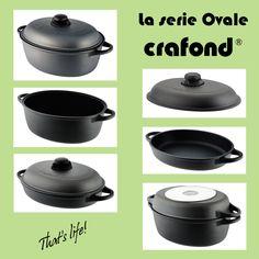 La Nuova Serie Ovale. Completa. In tutta la sua bellezza e praticità. Il regalo ideale per tutti. http://www.crafond.com/index.php/acquista/serie-ovale