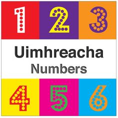 Na Huimreacha Pearsanta Duine = 1 person Beir t= 2 people Triúr= 3 people Ceathrar= 4 people Cúigear= 5 people Seisear= 6 people Seachtar= 7 people Ochtar= 8 people Naonúr= 9 people Cén. Numbers, Learning, Logos, People, Studying, A Logo, Folk, Education, Teaching