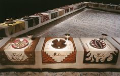 Tema 5. dinner party judy chicago - Buscar con Google