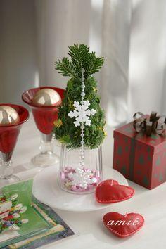 ☆.。.:*・花美を創造する毎日 in 二子玉川☆.。.:*・-クリスマスシーン