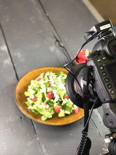 Florida Strawberry Salad Test Kitchen, Behind The Scenes, Strawberry, Florida, Salad, Fresh, The Florida, Strawberry Fruit, Salads