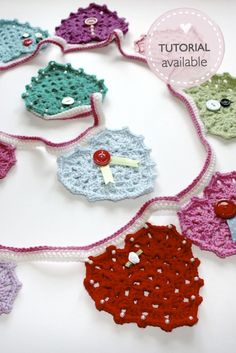 Cherry Heart Boutique: Crochet Patterns