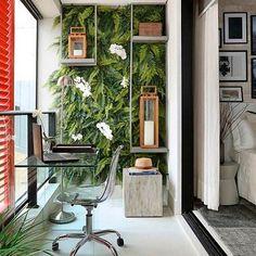 Seguro que conoces los jardines verticales como tendencia en decoración de interiores pero, y todas sus ventajas? Te las contamos en el blog!