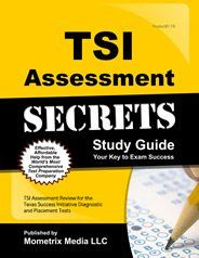 TSI Study Guide - A comprehensive study guide for the TSI test.