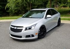 Chevy Cruze tuned and modified 2015 Chevy Malibu, 2014 Chevy, Chevrolet Malibu, Chevy Cruze Custom, Chevrolet Cruze, Chevy Cruze Accessories, My Ride, Sport Cars, Cool Cars