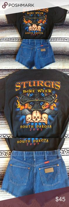Motorcycle paint rally body sturgis 2014