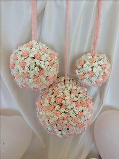 Çiçek toplar-birthday ideas