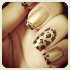 Nails unhas oncinha