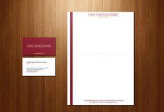 Cartão de Visita e Papel Timbrado