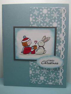 Wonderful Winterland Christmas card