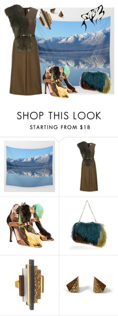 """Alaska"" by marriottkaren on Polyvore featuring Jason Wu, De Siena, River Island and Wolf & Moon"