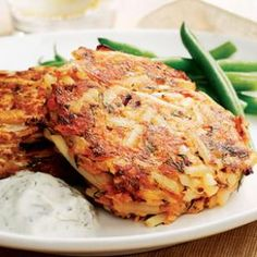 Salmon Rösti: something to do with my frozen salmon, or canned salmon