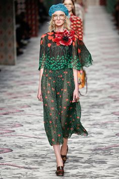 Gucci | Ready-to-Wear - Spring 2016 | Look 51