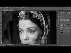 How to Create Colour Splash Jewel Effect (Beginners)  Photoshop Tutorial