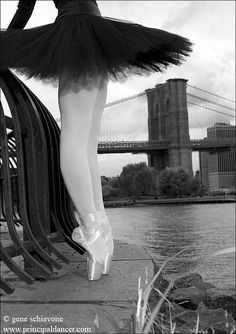 Love that pointe.