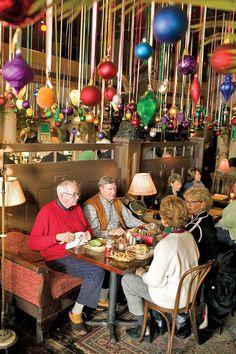 Bentley's Restaurant - CountryLiving.com