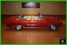 Chevrolet: Malibu 1965 chevrolet chevelle malibu ss convertible real deal car