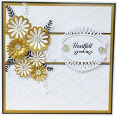 Tattered Lace Cards, Embossed Cards, Die Cut Cards, Embossing Folder, Flower Cards, Venetian, Paper Cutting, Birthday Cards, Floral Design