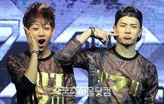 GOT7 - Bam Bam and Jackson