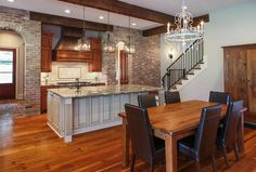 Baton Rouge Garden District Residence - traditional - kitchen - new orleans - by Kitchen to Bath Concepts