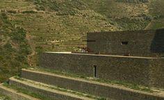 Terrazas del Tedo (Quinta de Nápoles, Portugal/ Burghardt)  Arquitectura:  15 Bodegas emocionantes en el mundo  #ArquitecturadelVino #Diseño #Viajes  http://elviajero.elpais.com/elviajero/2015/02/17/album/1424172029_958737.html vía @el_pais