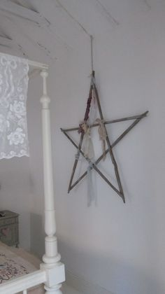 stars of sticks from Rachel Ashwell Shabby Chic Couture Store
