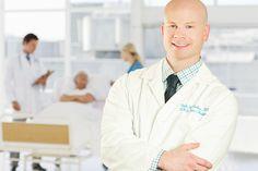 Business Fotografie, Arzt Profil